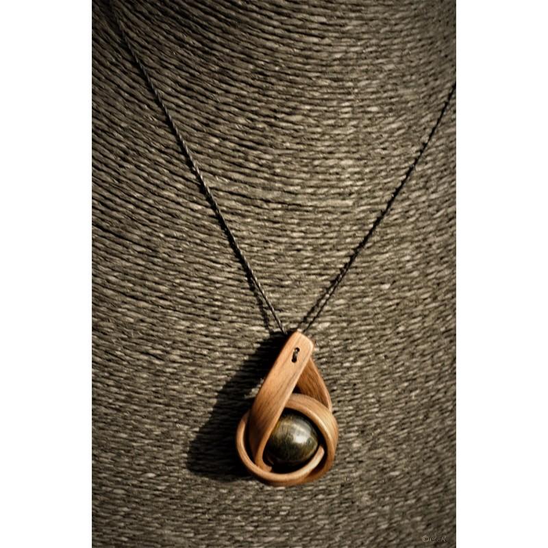 collier nœud 2